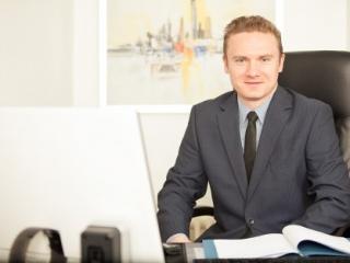 Mitarbeiter Porträt-Fotos einer Anwaltskanzlei Heidicker in NRW