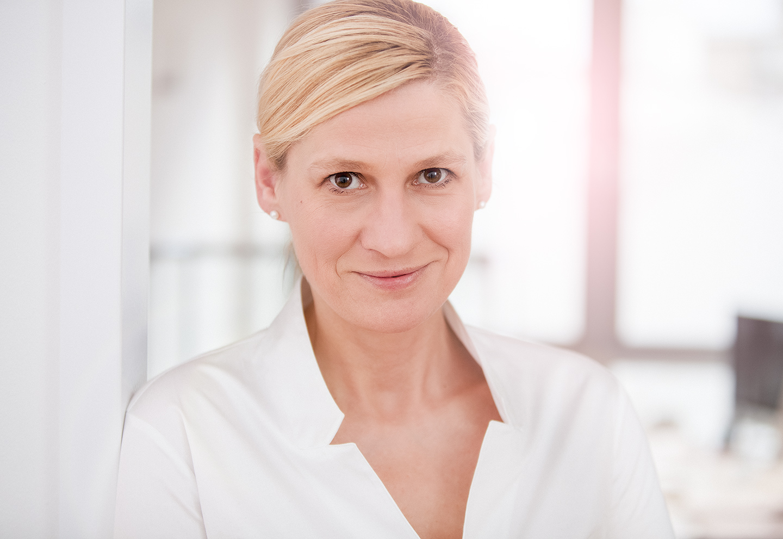 Porträt der Anwältin Barbara Rudnick in Recklinghausen