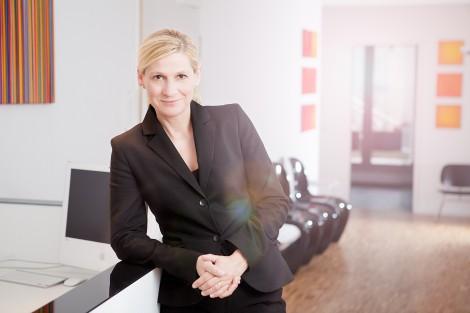 Corporate Porträt der Anwältin Frau Rudnick in Recklinghausen
