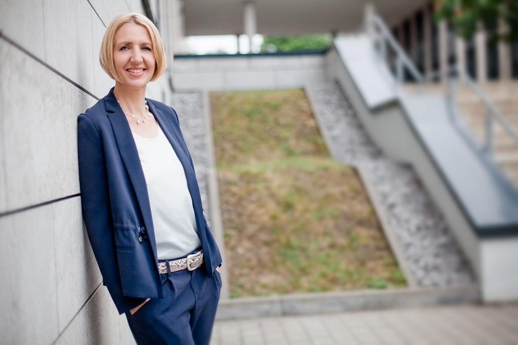 Corporate-Fotograf in Dortmund für Evelyn Wolf Communication-Management