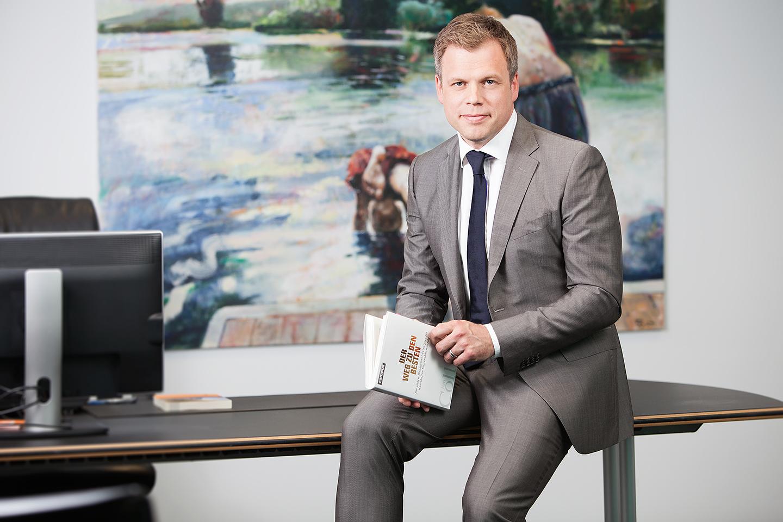 Corporate Foto des Geschäftsführers von Creditreform Bochum