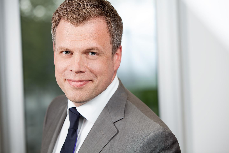 Corporate Fotografie Bochum von der Geschäftsführung der Firma Creditreform