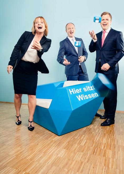 "Corporate Fotografie in Bochum Creditreform- ""Hier sitzt Wissen"""