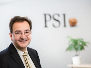 Portraitfotografie des Geschäftsführers von Psi Logistics Dortmund