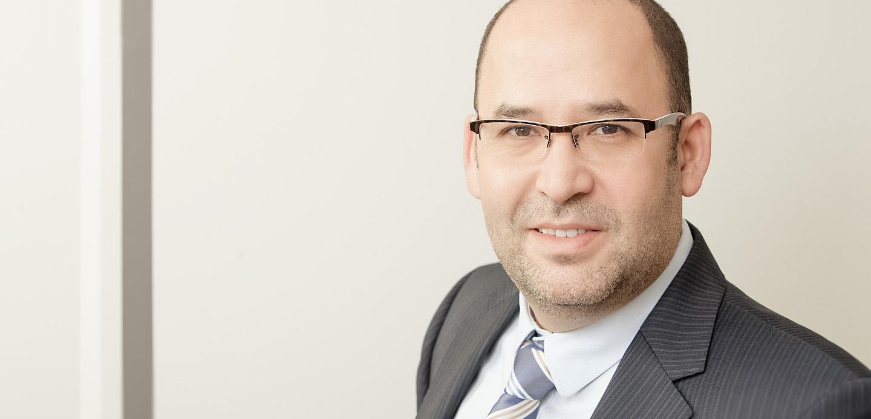 Portrait Fotografie für technisches Unternehmen