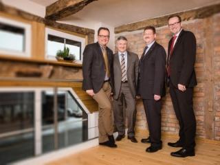 Business Gruppenfoto im Sauerland