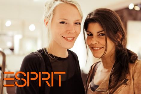 People Foto für Esprit Düsseldorf