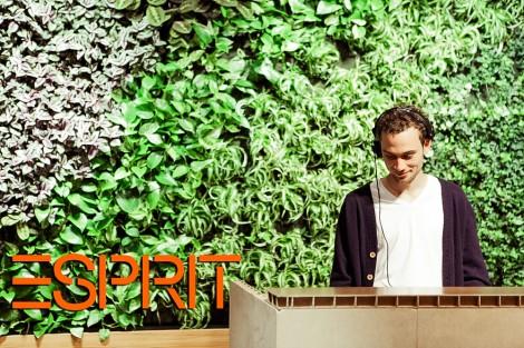 People Fotograf in Düsseldorf für Esprit Werbung