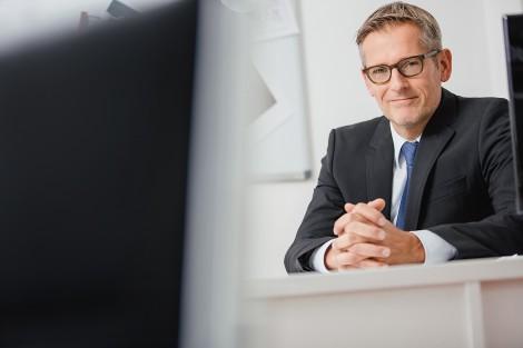 Businessportrait in Dortmund von Dr. J. Severin