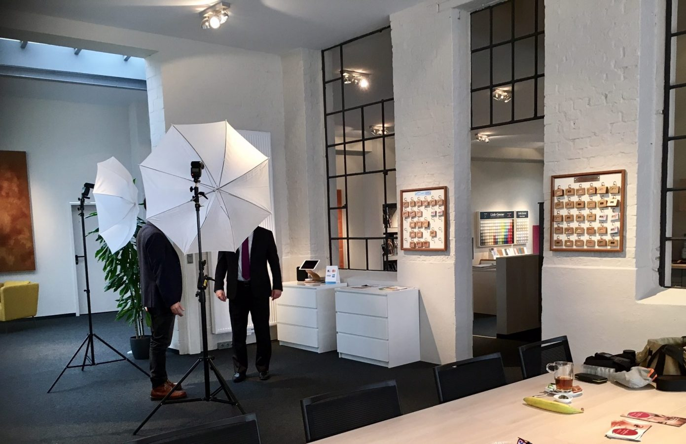 Business-Fotografie in Hamm bei Honig&Blau