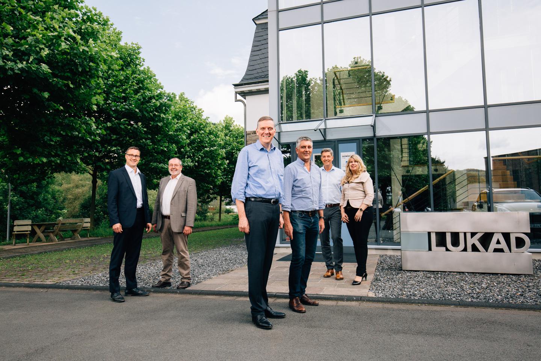 CEo und Vorstand der Firma Lukad, Business-Fotografie im Sauerland