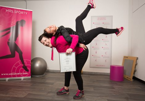 Fitness Fotografie bei Mrs Sporty in Dortmund