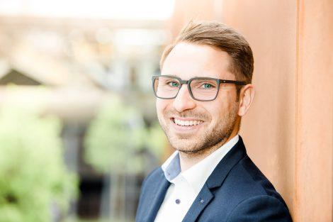 Mitarbeiter Business Fotografie in Dortmund für die Firma UVEX